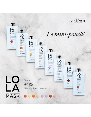 ARTEGO LOLA YOUR BEAUTY COLOR MASK...