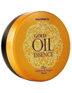 MONTIBELLO MASKA  BURSZT.ARGAN.GOLD OIL 200ML