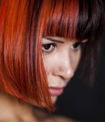 fryzura damska